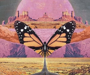 art, colorful, and Collage image