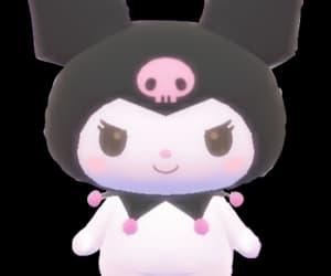 kuromi, sanrio, and tomotoru image