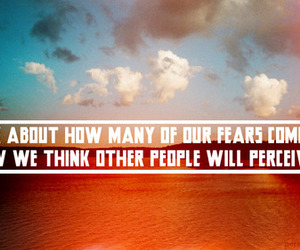 fear, people, and sky image