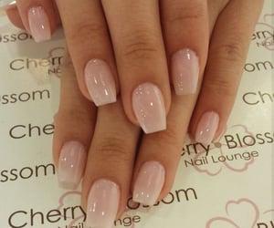 nails and short nails image