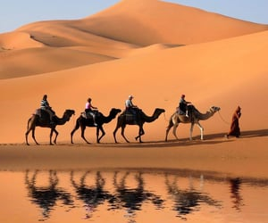 marrakech, morocco, and visit image