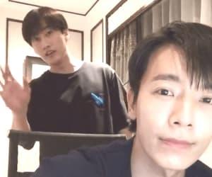 donghae, super junior, and eunhyuk image