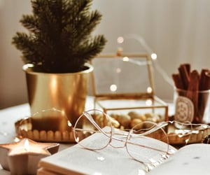 aesthetic, baubles, and books image