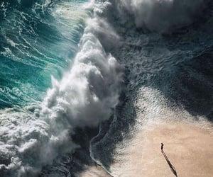 sea and waves image