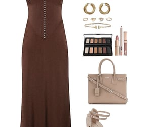dress, fashion, and party image