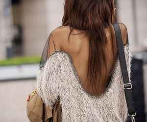 fashion and brunette image