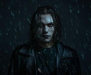 cosplay, dark, and rain image