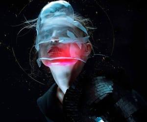 abstract, futuristic, and sci-fi image