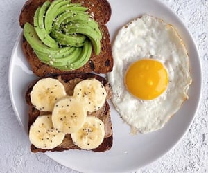 egg, food, and healthy image
