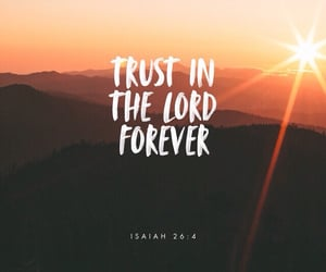 bible, god, and trust image
