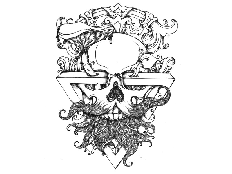 article, Tattoo Designs, and digital art image