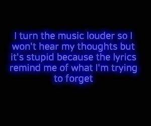 Lyrics, music, and quotes image