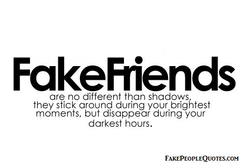 article, fake friends, and toxic friendship image