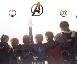 Avengers, avengers endgame, and black widow image