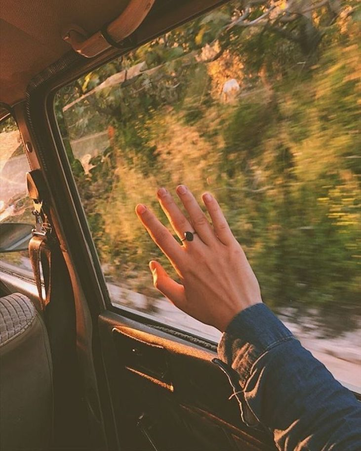 aesthetic, travel, and hand image