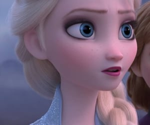 frozen, movie, and girl image