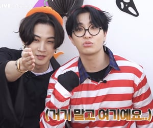 JB, youngjae, and got7 image