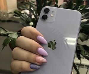2020, nail art, and nails image