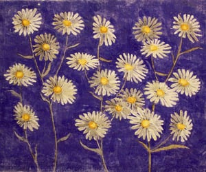 flower painting, finnish artist, and juha mäki-jussila image