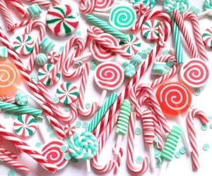 candies, candy, and candy cane image