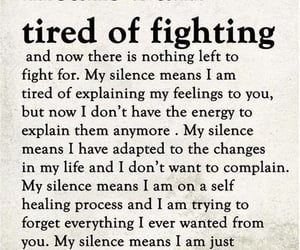 quotes, tired, and text image