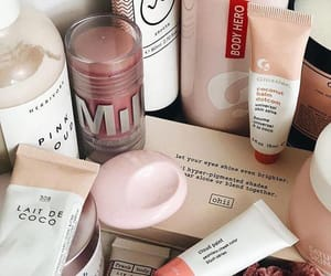 blush, cosmetics, and skincare image
