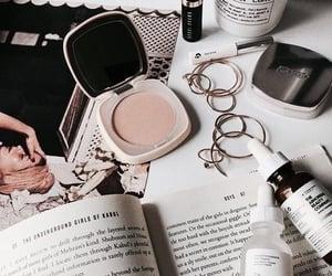 makeup, cosmetics, and vogue image