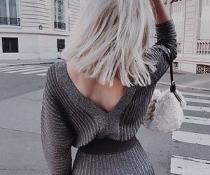 hair, style, and city image