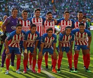 chivas, por siempre, and fútbol image