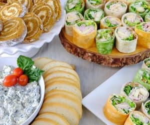 seattle, party platters, and holiday party platters image