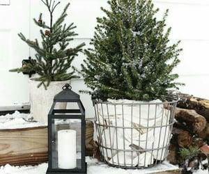 candle, christmas, and home image