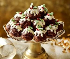 christmas, chocolate, and xmas image