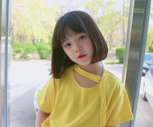 children, cute girl, and ulzzang image