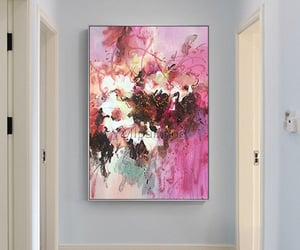 Abstract Painting, home decor, and homedecor image