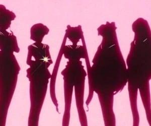 sailor moon, anime, and pink image