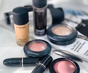 cosmetics, fashion, and mac image