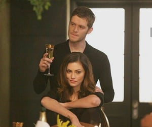 The Originals, phoebe tonkin, and joseph morgan image