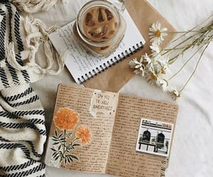 art, bullet journal, and cozy image