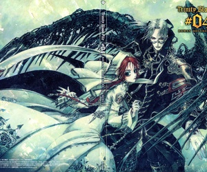 anime, esther blanchett, and trinity blood image