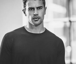actor, theo james, and guy image