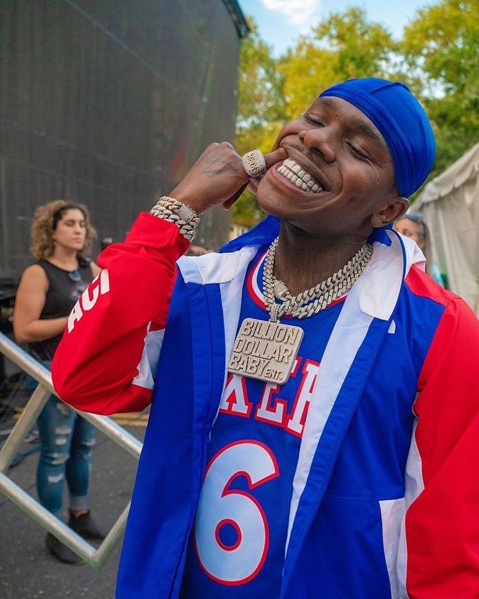 article, dababy, and hip hop image