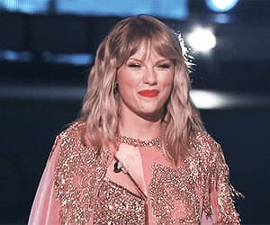 gif, Taylor Swift, and american music awards image