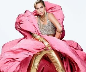 Elle, pink, and elle magazine image