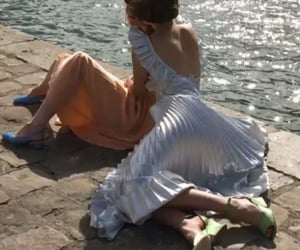 dress and girls image