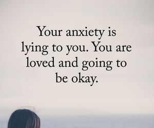 anxiety and quotes image