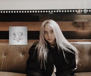 billie eilish, billie, and wallpaper image