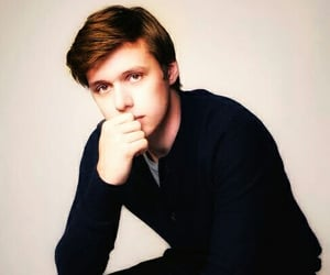sexi, nick robinson, and cute image