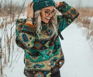 lifestyle, photography, and winter image