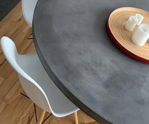 beton, bois, and design image