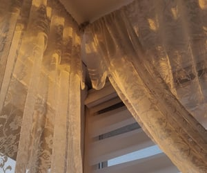 aesthetics, beautiful, and curtains image